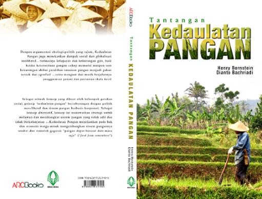 Buku Tantangan Kedaulatan Pangan